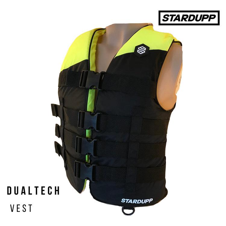 Stardupp Stardupp Dualtech Vest Neon