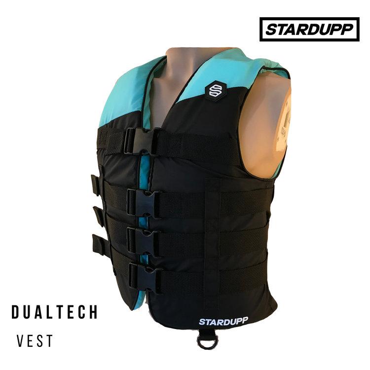 Stardupp Stardupp Dualtech Vest Aqua