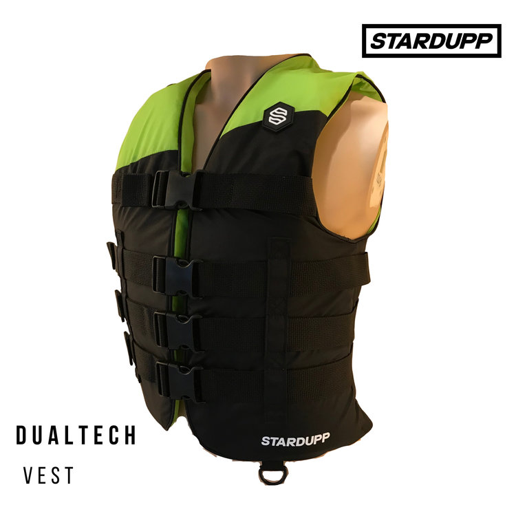 Stardupp Stardupp Dualtech Vest Groen