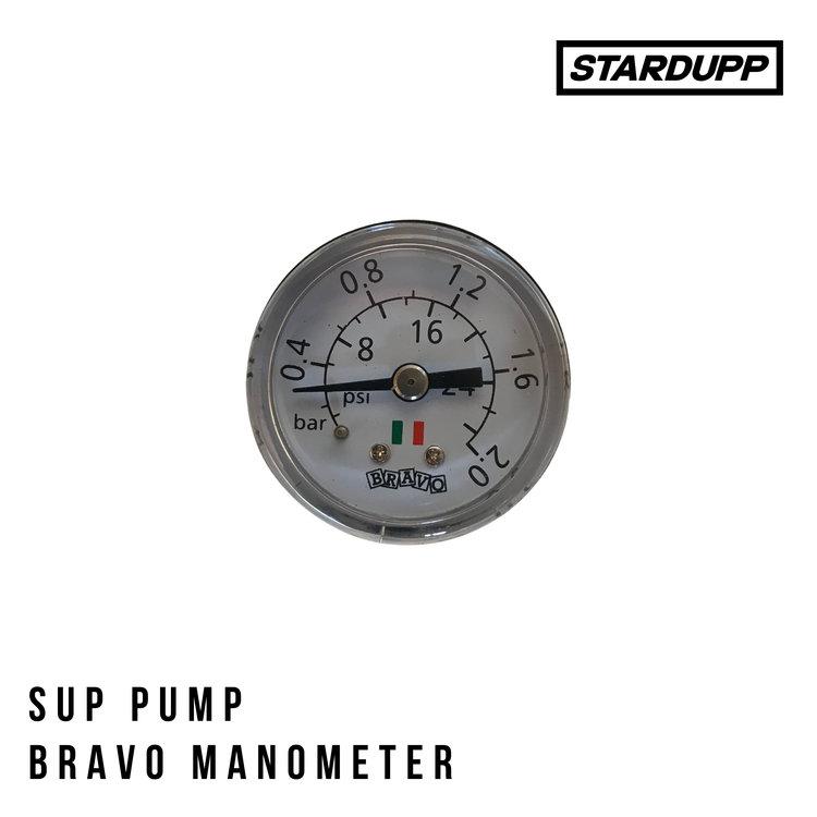 Stardupp Stardupp Manometer Bravo pomp