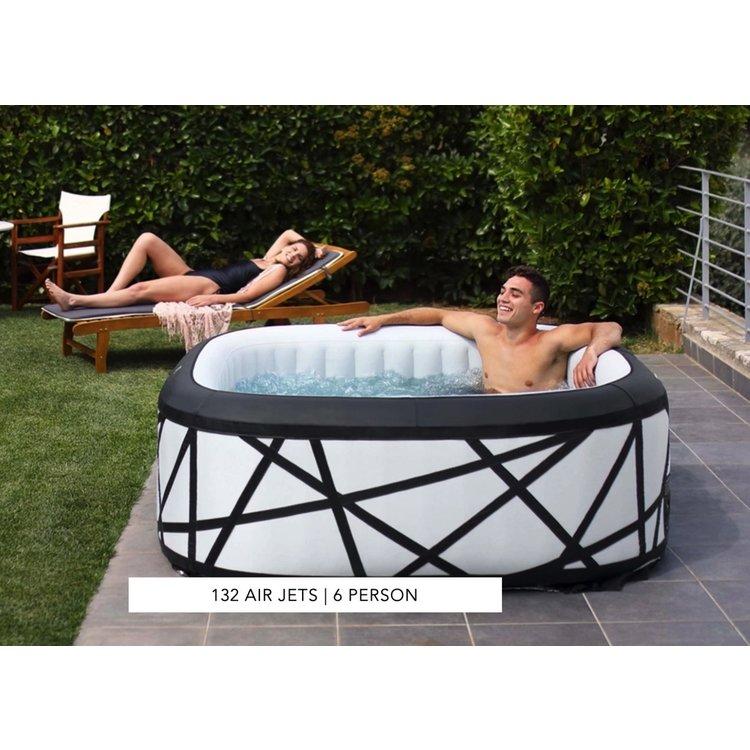 Mspa Mspa Premium Soho Square bubble spa