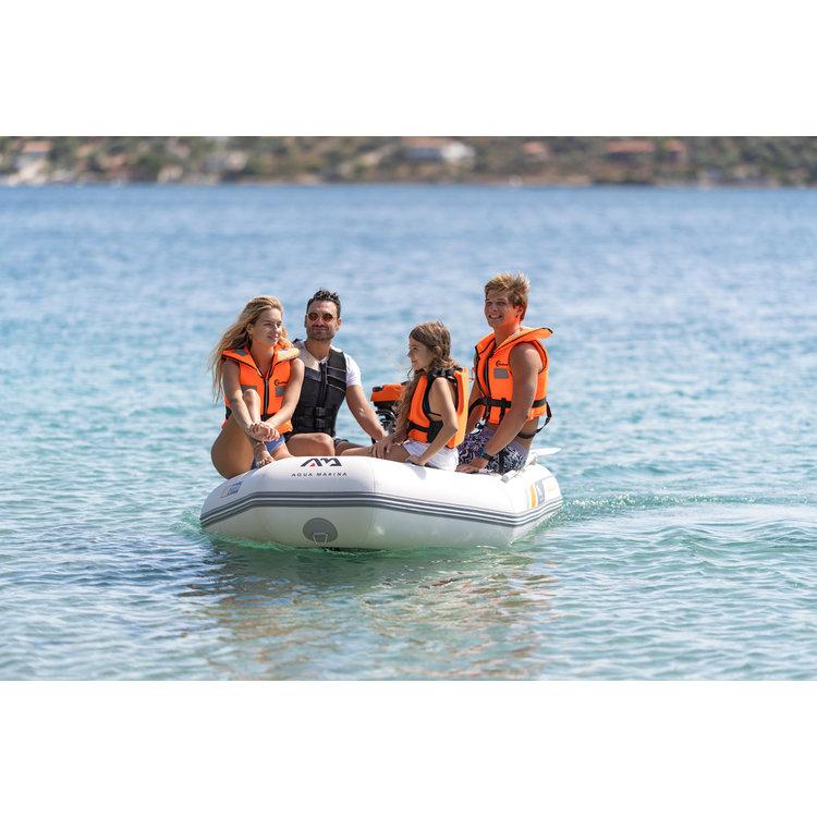 Aqua Marina Aqua Marina Deluxe Sport boat 2.77m Wooden Floor