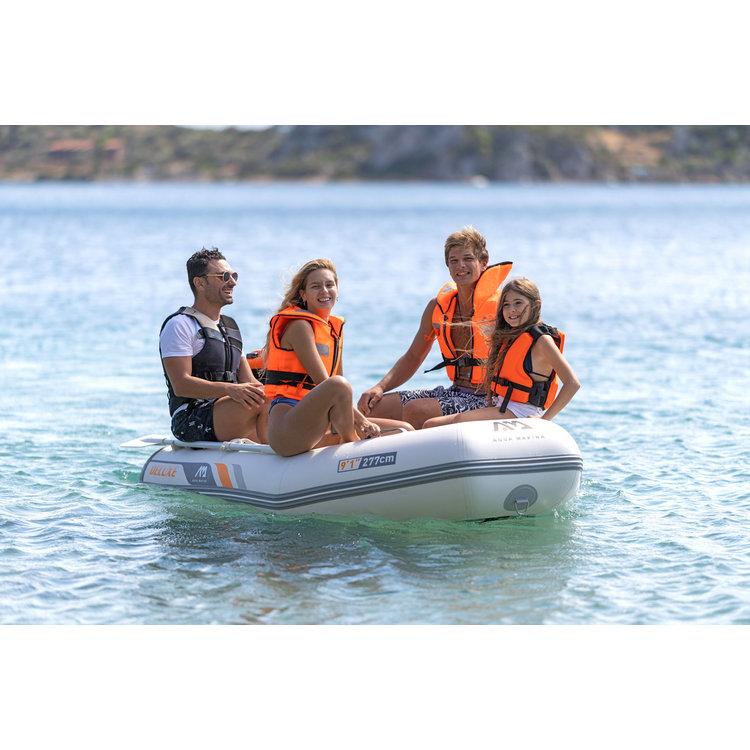 Aqua Marina Aqua Marina Deluxe Sport boat 3.0m Alu Floor