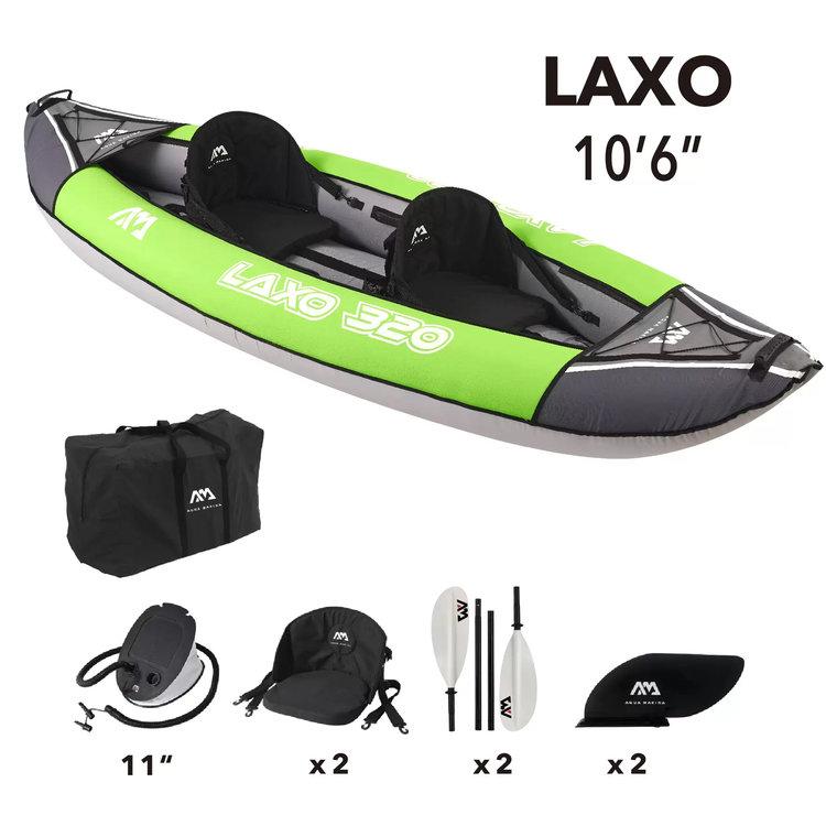 Aqua Marina Aqua Marina Laxo 320 Kayak 2 person