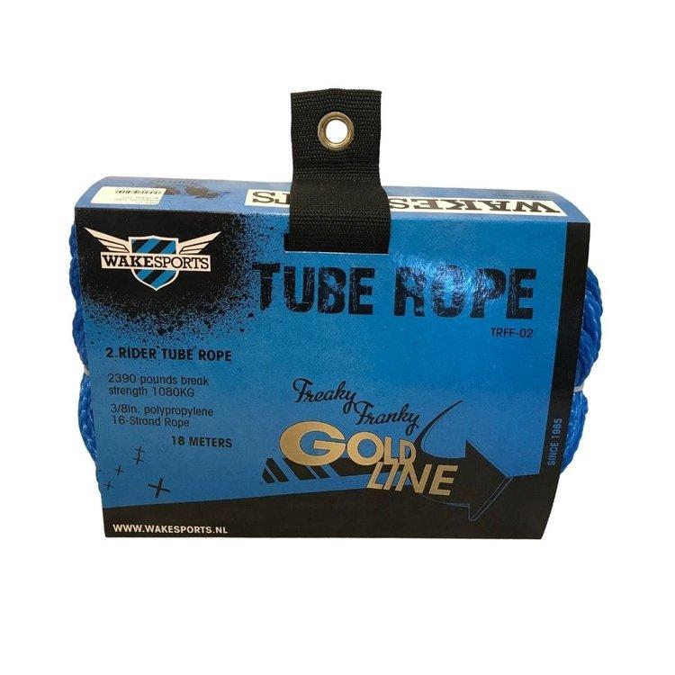 Wakesports Wakesports Tube Lijn Blauw 15m