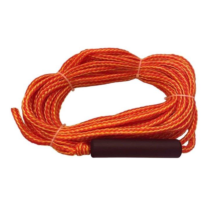 Wakesports Wakesports Tube lijn Geel/Rood 15m