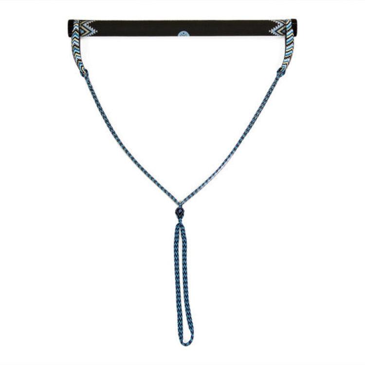 Pull Pull Lenok Handle Black & Blue neoprene Grip