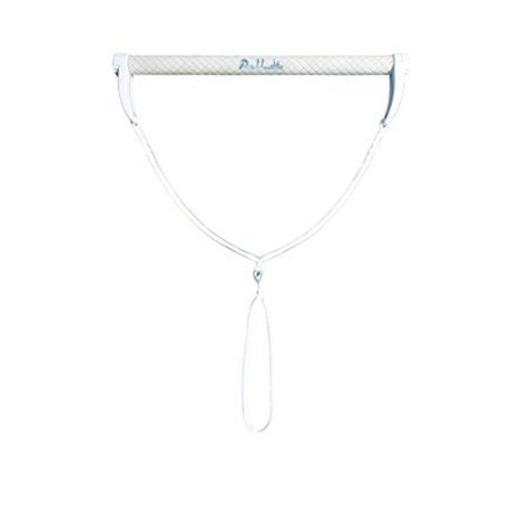Pull Pull Lenok Handle White Diamond Stitch grip