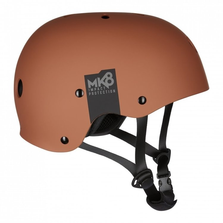 Mystic Mystic MK8 Helmet Rusty Red