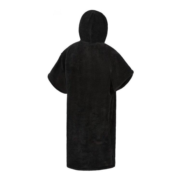 Mystic Mystic Poncho Teddy  Black