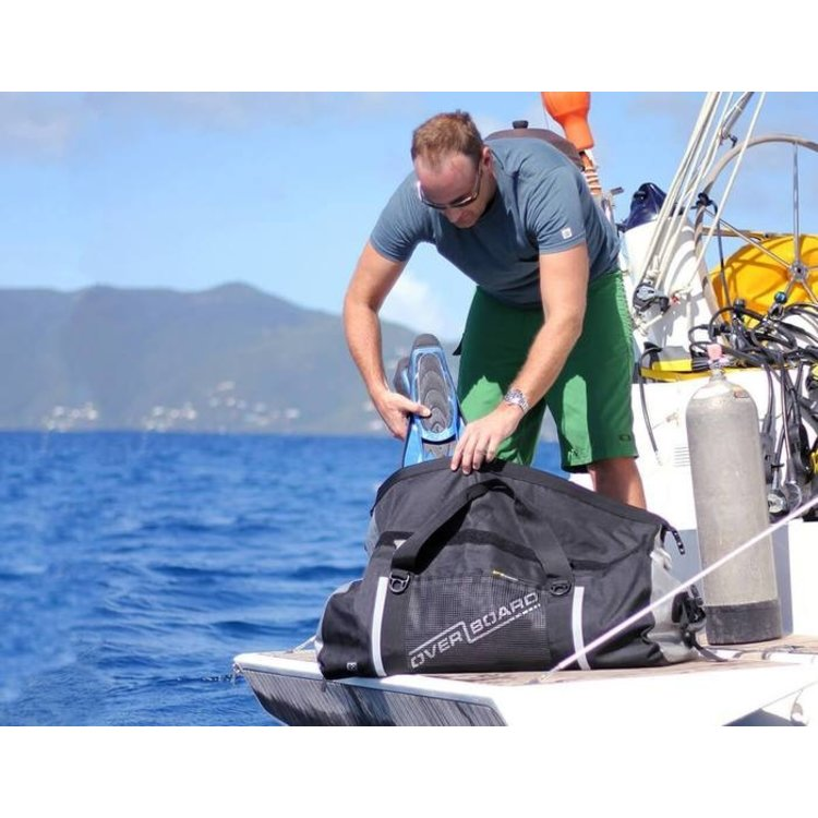 Overboard Overboard PRO-SPORTS duffel bag Geel