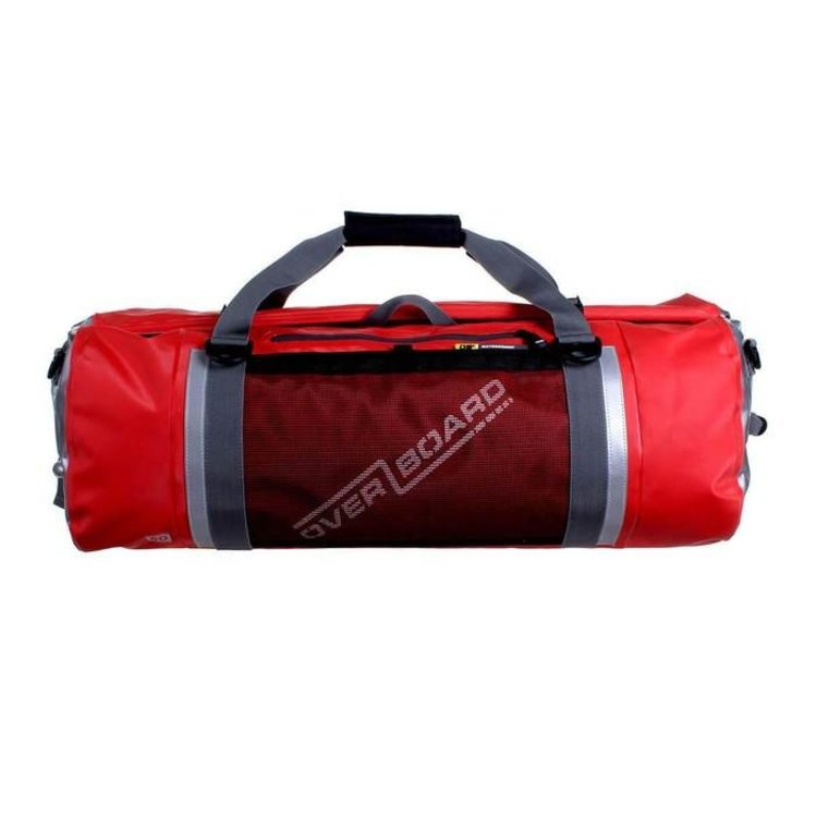 Overboard Overboard PRO-SPORTS duffel bag 60 liter Rood
