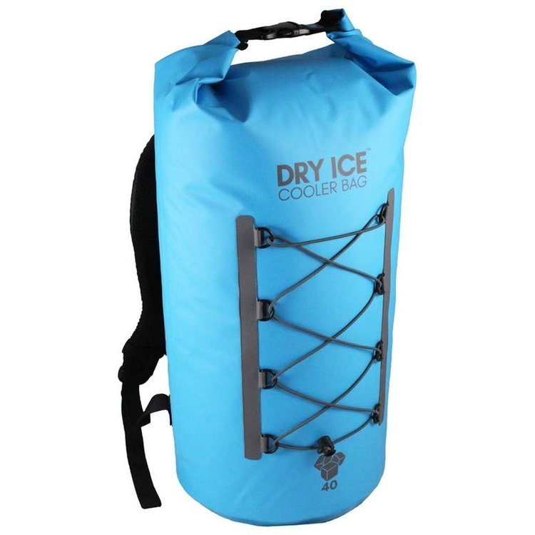 Dry Ice Overboard DRY ICE COOLER rugtas Turquoise