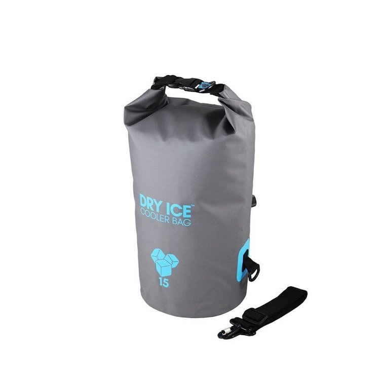 Overboard Overboard DRY ICE COOLER dry tube Grijs