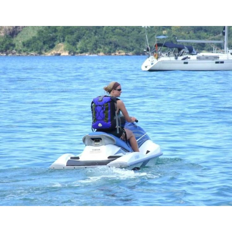 Overboard Overboard premium rugtas 20 liter wit