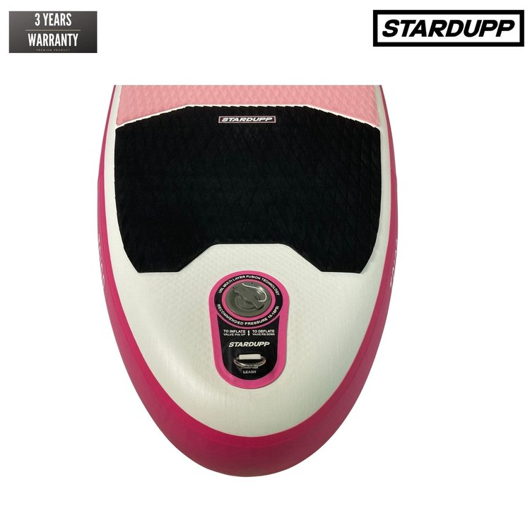 Stardupp Stardupp Tripp SUP Pink 9'1 Set Limited