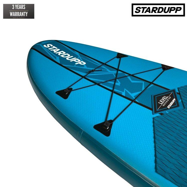 Stardupp Stardupp Level SUP Blue 10'0 Set Limited