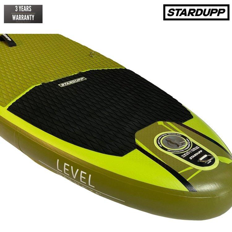 Stardupp Stardupp Level SUP Lime 10'0 Set Limited