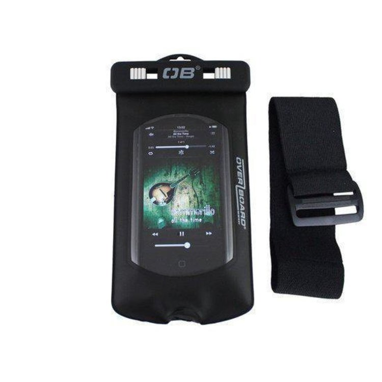 Overboard Overboard PRO-SPORTS IPOD / MP3 CASE Zwart