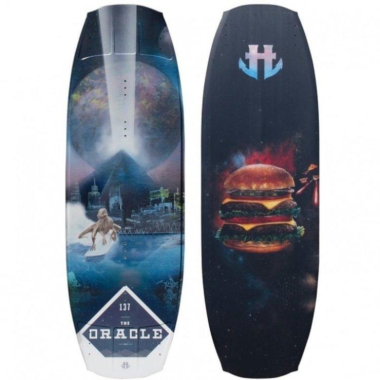 Humanoid Humanoid Oracle 6 wakeboard