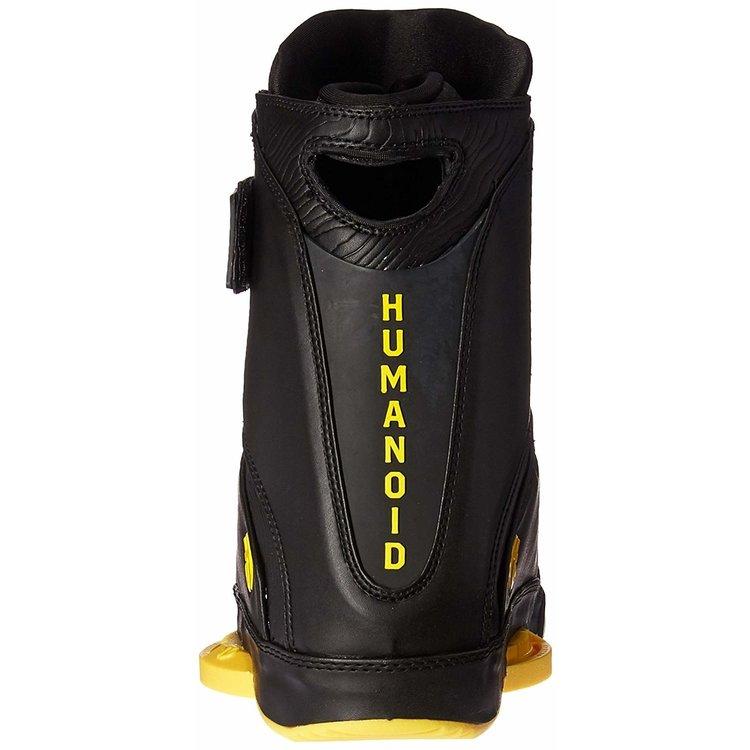 Humanoid Humanoid Odyssey Black & Yellow binding