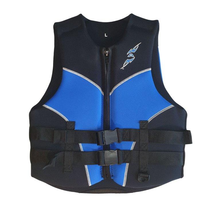 Airhead Airhead Neopreen zwemvest blauw