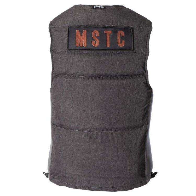 Mystic Mystic Magician Impact Vest Fzip Grey