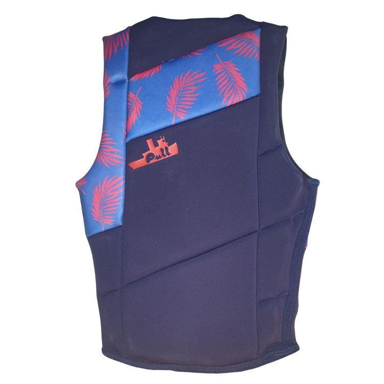 Pull Pull Scallywag Purple Quarter Zip impact vest