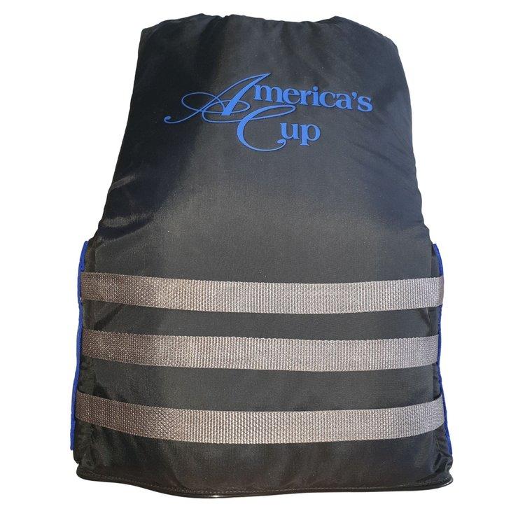 America's Cup America's Cup zwemvest blauw maat: S
