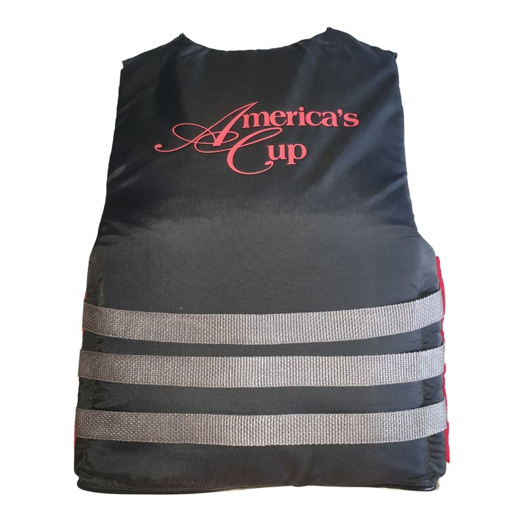 America's Cup America's Cup zwemvest rood maat: S