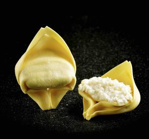 Tortelloni gig. geitenkaas-honing/ fromage de chevre-miel 500 g
