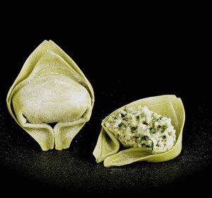 Tortelloni gig. ricotta spinazie 500 gr