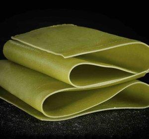 Lasagnevellen spinazie/ Feuilles de lasagne épinards 1 kg
