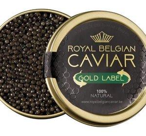 """De Jager Royal Belgian Caviar """"GOLD"""""""
