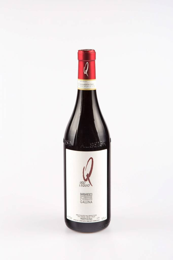 "Barbaresco ""Gallina"""