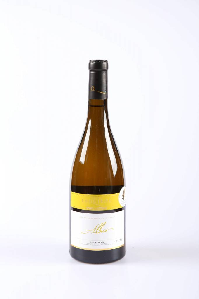 """Vinifera Coteaux du Languedoc - La Clape  """"Albus""""  **BIO"""