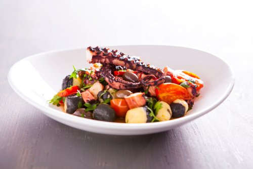 Verbiest Octopus  tentakels gekookt 270 gr