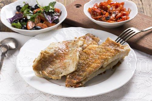 Verbiest Roodbaars filet zonder vel 160 gr
