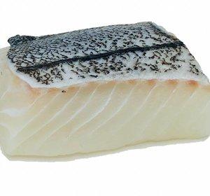Schelvis filet met vel