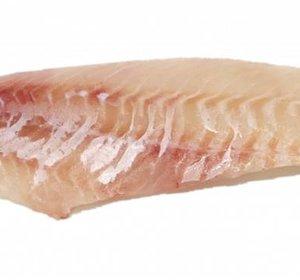 Roodbaars filet zonder vel 160 gr
