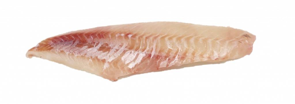 De Jager Roodbaars filet zonder vel 160 gr
