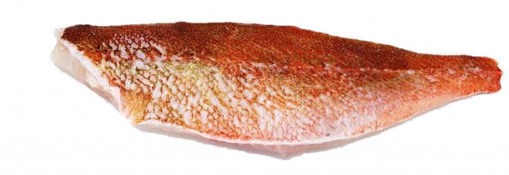 De Jager Roodbaars filet met vel 180 gr