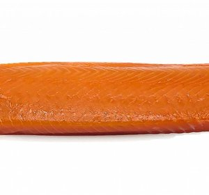 Gerookt Noors zalmhaasje 400 gr