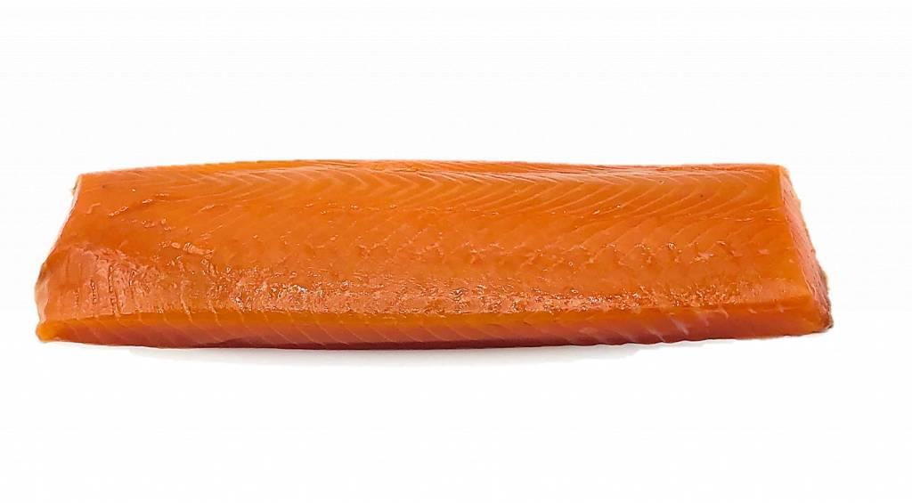 De Jager Gerookt Noors zalmhaasje 400 gr