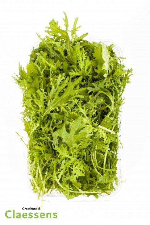 Mizuna Groen 125gr