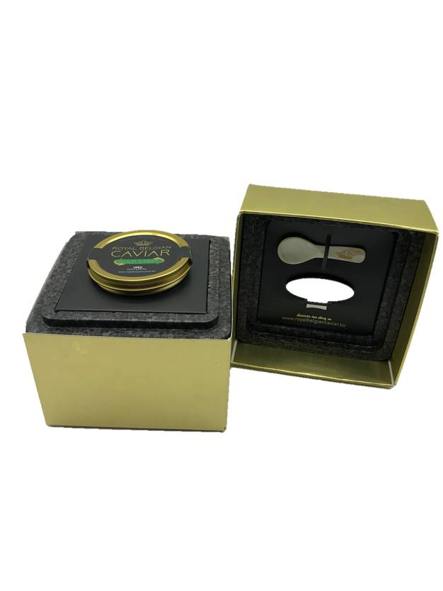 """Verbiest  Royal Belgian Caviar """"GOLD"""""""
