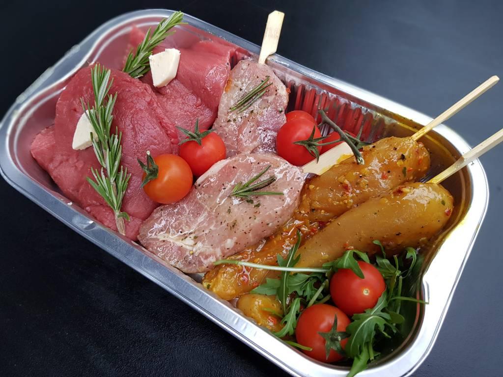 De Laet & Van Haver BBQ  Pakket Mix
