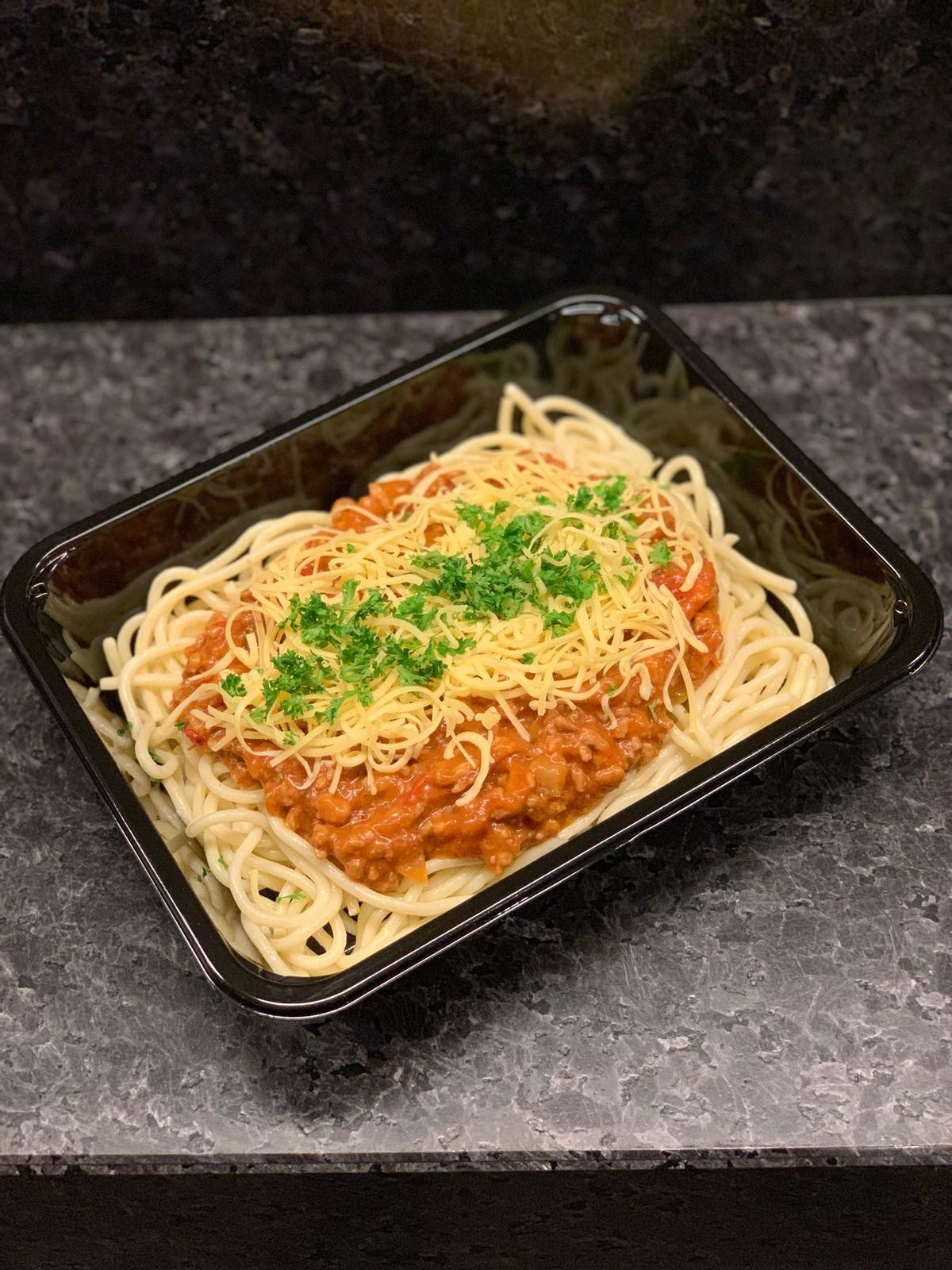De Laet & Van Haver Spaghetti Bolognaise