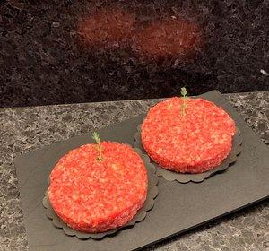 Wagyu Europese hamburger