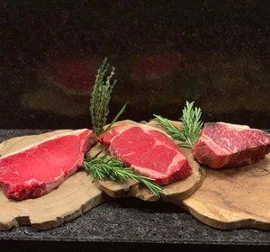 BBQ  Pakket  Vlees I 3x350gr